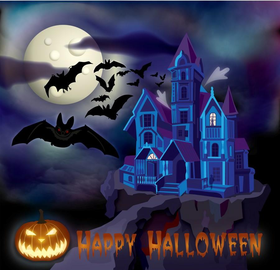 поздравительные открытки на праздник хэллоуин того