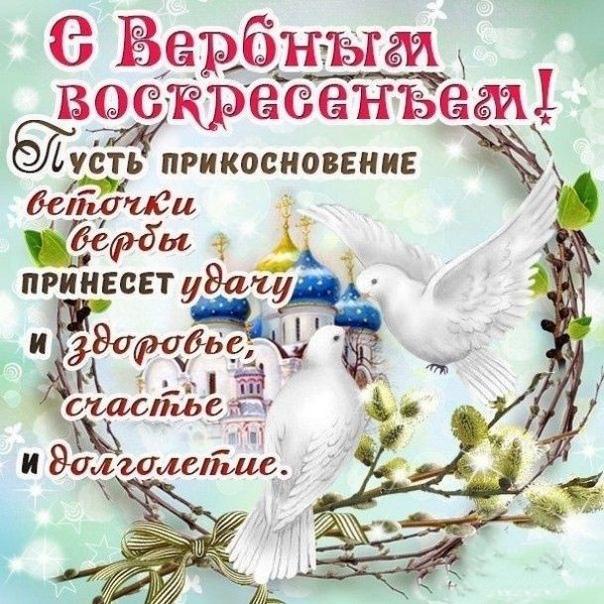 открытка вербное воскресенье новые порода кур